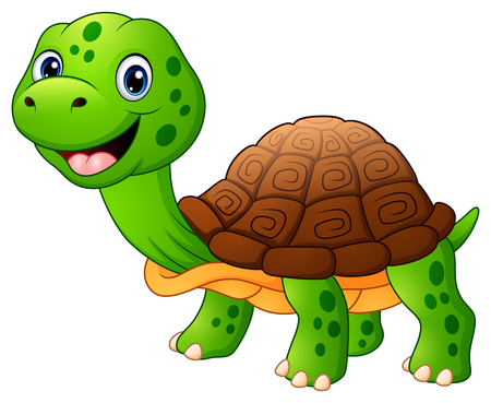 웃는 거북이 만화