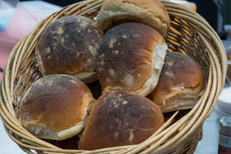 Fresh and Delicious Belfast Baps