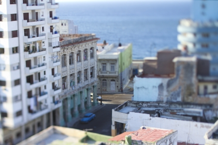 havana center and the malecon, cuba