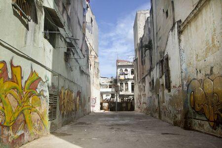 street of havana, cuba