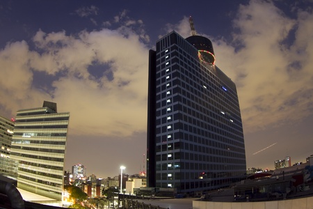 the world trade centre building in mexico city