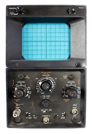 equalize: a scientific spectrum analyser  Oscilloscope machine