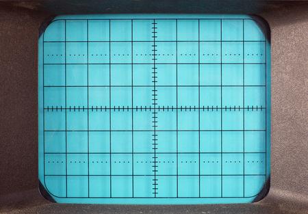 a scientific spectrum analyser  Oscilloscope machine