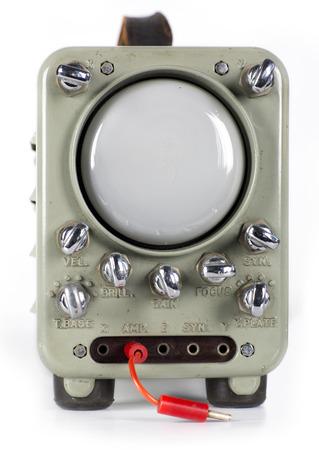 time machine: a scientific spectrum analyser  Oscilloscope machine