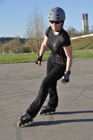 Inline Skating - Leisure Activity photo