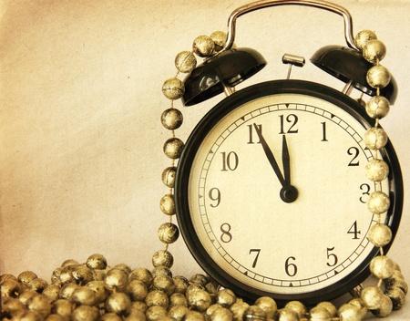 Retro Christmas background Stock Photo - 12441409
