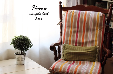 comfortable home interior photo