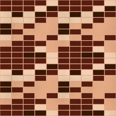 Seamless retro wallpaper tile photo