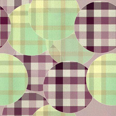 vintage textured pattern photo