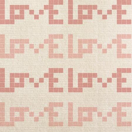 Retro - texture pattern Stock Photo - 12973355