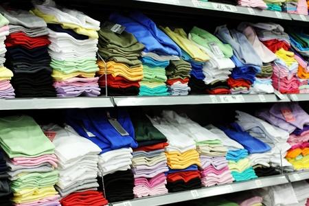 clothing shop photo