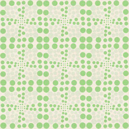 spores: vintage green background