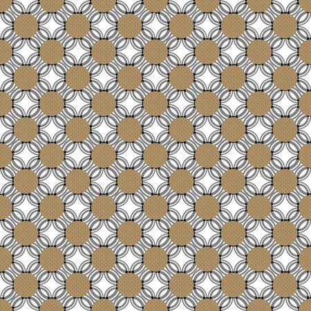 beautiful symmetrical pattern photo