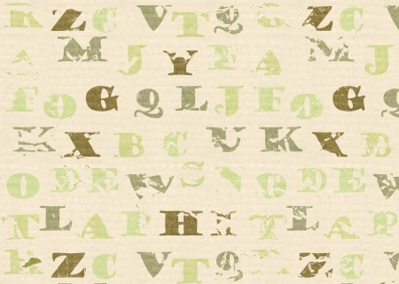 fondos: abstract vintage background with letters