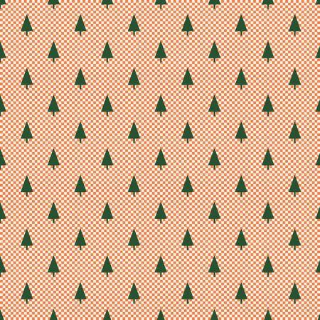 vintage christmas pattern photo