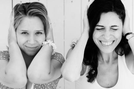 two  beautiful woman Stock Photo - 14741768