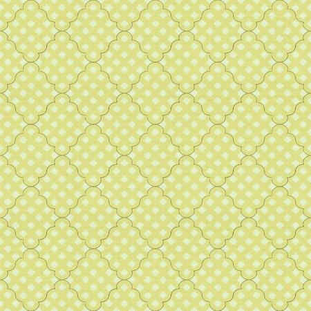 vintage pattern on textured paper photo