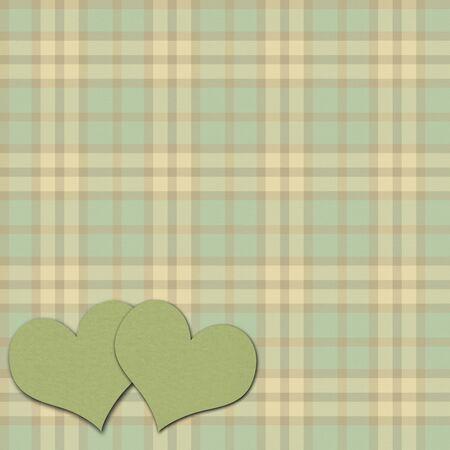 Vintage heart background Stock Photo - 15600179