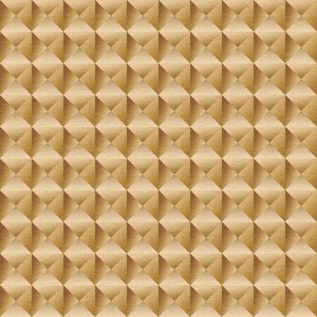 textured paper with seamless geometric pattern photo