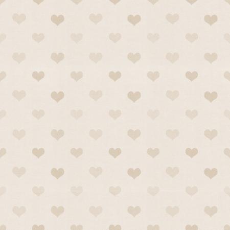 Vintage heart background photo