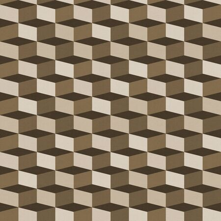 Seamless square textured pattern photo