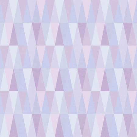 Seamless triangle pattern on paper texture photo