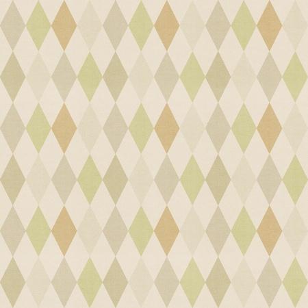 harlequin: Seamless retro textured pattern