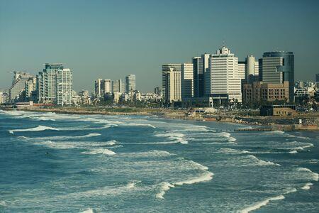 aviv: views of Tel Aviv