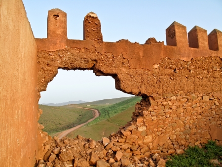 ancient prison: Break down the wall, The freedom is outside
