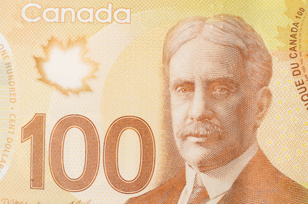 Canada 100 in polymer extreme macro