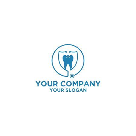 Dental Doctor Logo Design Vector