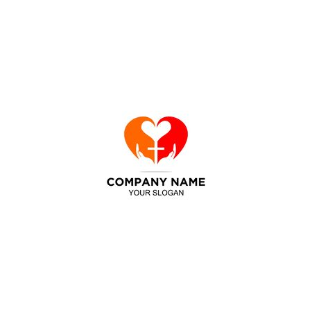 Love Gospel Church Logo Design