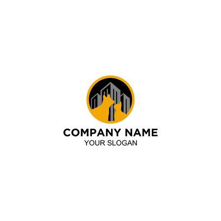 city of veterinary logo design
