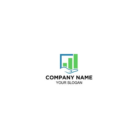 Accounting and CPA Firms Logo Design Vector