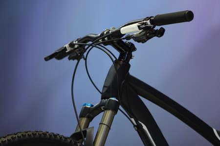 saddlebag: Bicycle Stock Photo