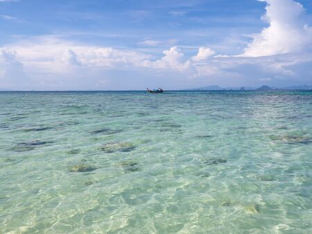 Beautiful beach on Koh Phi Phi