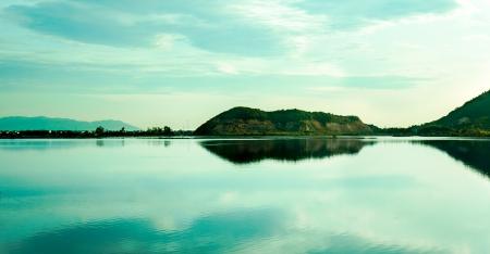 Landscape of Ba Lua islands in Kien Giang province, Vietnam.
