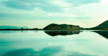 nam: Landscape of Ba Lua islands in Kien Giang province, Vietnam.