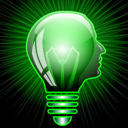 Green energy Stock Photo - 9795680