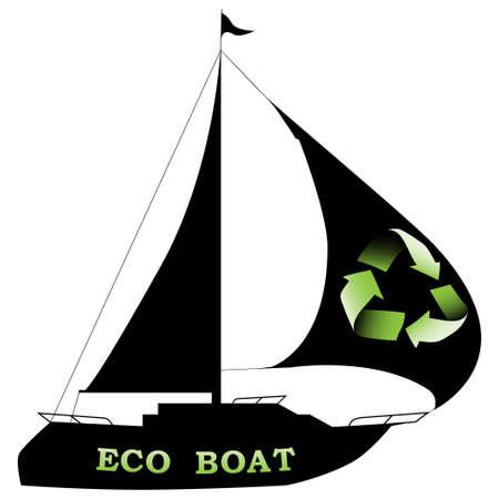 flagship: Eco boat