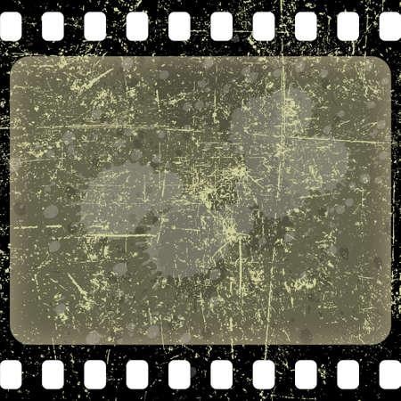 Film frame photo