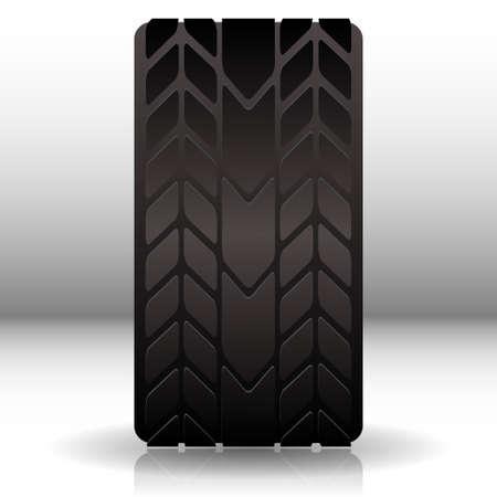 Wheel Stock Vector - 11433336