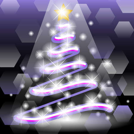 merrily: Christmas tree
