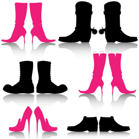 high heels woman: Footwear