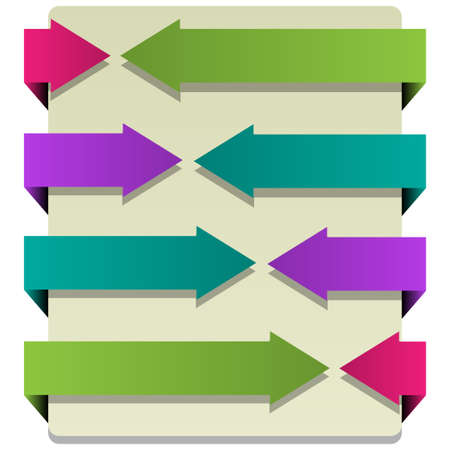 sidebar: Paper arrows
