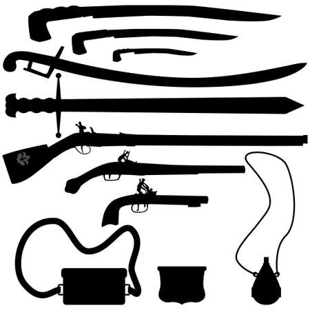 flintlock: Weapon Illustration