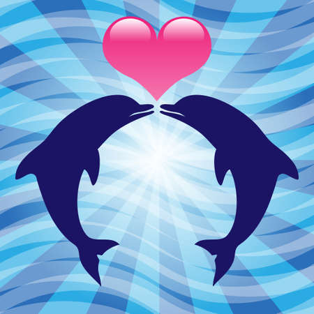 Love dolphins photo