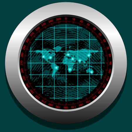 Surveillance Stock Vector - 16610691