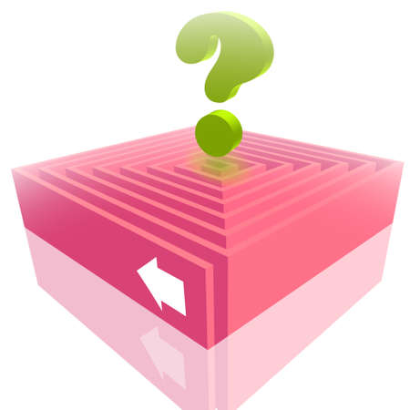 Question Stock Photo - 16799381