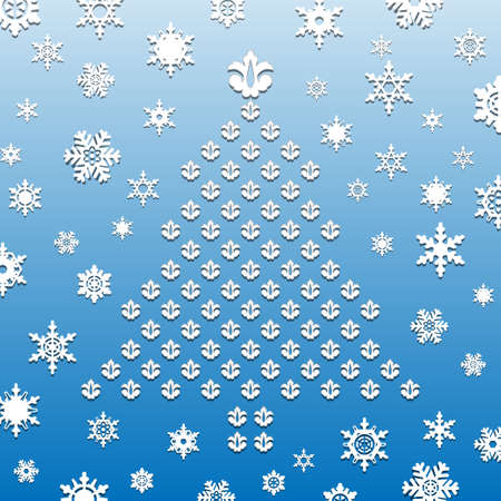 decode: Christmas tree